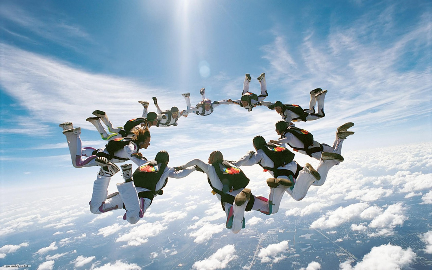 Best Sights For Skydiving In The World - Tell Me Nothing